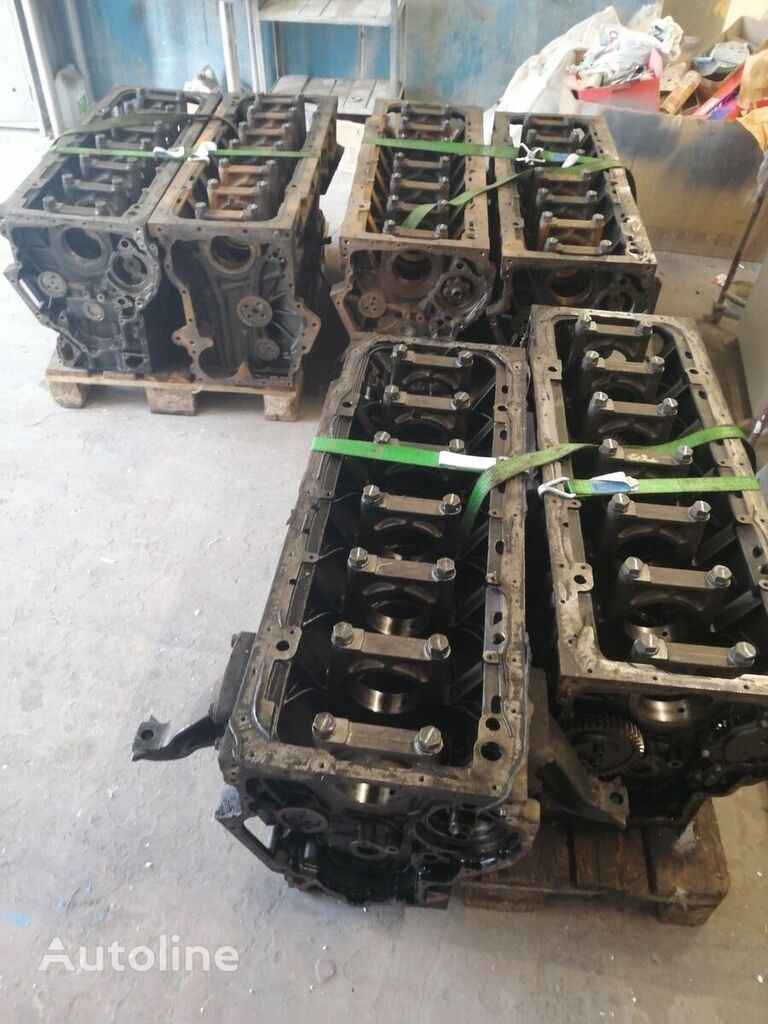 MAN D26 480 540 D2676LF cylinder block for MAN TGA TGS TGX  tractor unit