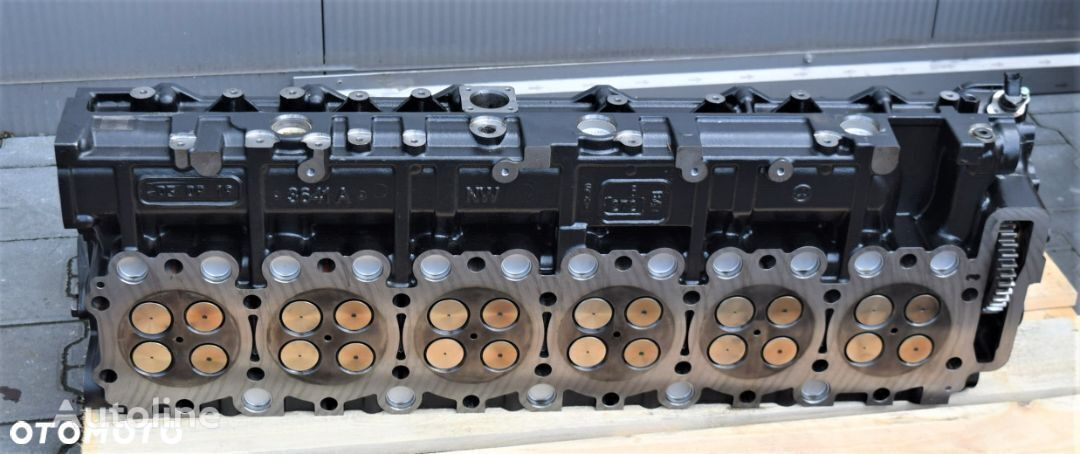 MAN D20 D20 310 350 390 400 430 cylinder head for MAN TGA TGS TGX   tractor unit