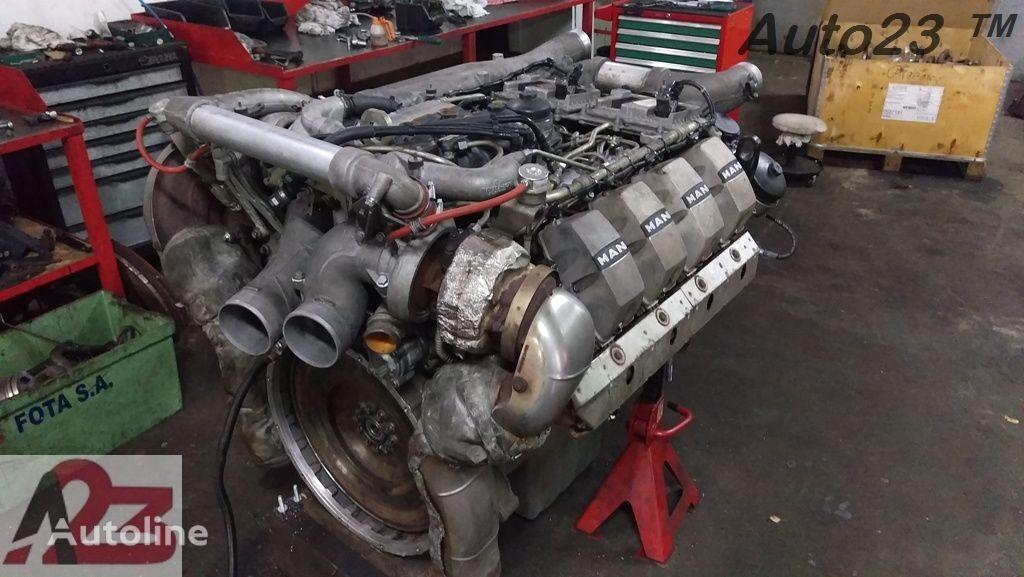 LIEBHERR D28 (D2868LF) engine for MAN TGX    truck