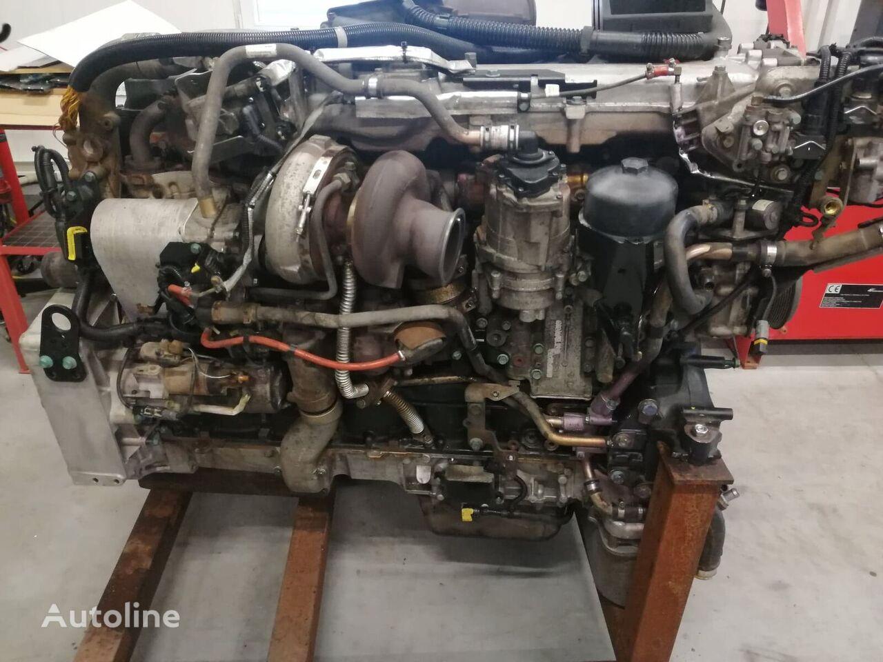 MAN D2676 LF 46 engine for MAN TGX truck