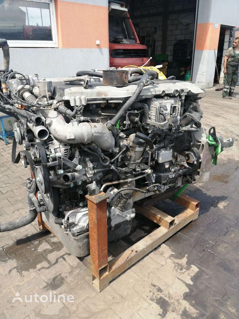 MAN D2676 LF 46 engine for MAN TGX  tractor unit