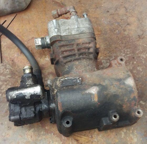 MAN D20 D26 pneumatic compressor for MAN TGA MAN TGS MAN TGX truck